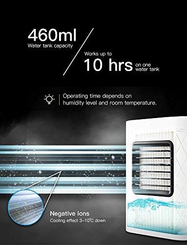 Portable Air Conditioner 4 in 1