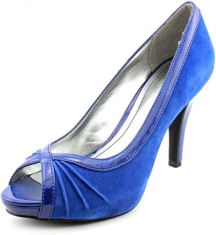 Style & Co. Women's Spicey Suede Heels in Bristol Size 10