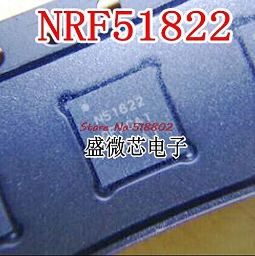 1 teile/los NRF51822-QFAC NRF51822-QFAC-R NRF51822 QFN