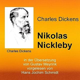 Nikolas Nickleby Titelbild