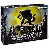 One Night Ultimate Werewolf Strategy Card Juego De Mesa para Fiestas...