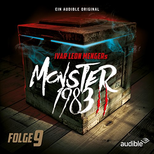 Monster 1983: Folge 9 (Monster 1983 - Staffel 2, 9) audiobook cover art