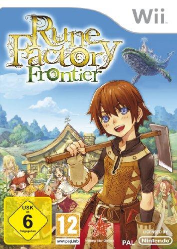 Rune Factory Frontier [Edizione: Germania]