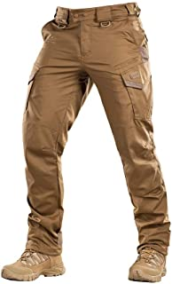 Aggressor Flex - Tactical Pants - Men Cotton with Cargo Pockets