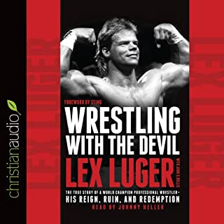 Wrestling with the Devil cover art