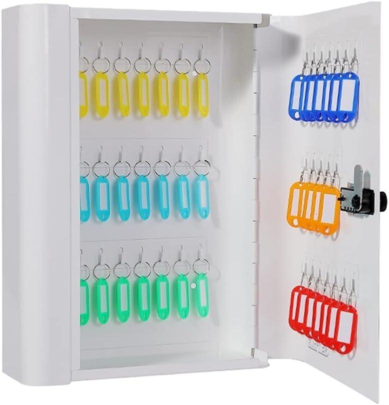 YCDJCS Key Cabinets Max 51% OFF Latest item Wall-Mounted Box Storage Waterproof