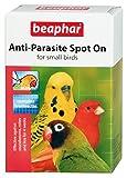 <span class='highlight'>Beaphar</span> <span class='highlight'>Small</span> Bird <span class='highlight'>Anti</span>-<span class='highlight'>parasite</span> <span class='highlight'>Spot</span>-<span class='highlight'>on</span> 2 Tubes (Pack of 6)