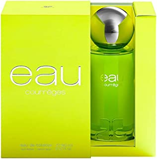 Courreges 45543 - Agua de Colonia para Mujeres 90 ml