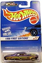 Mattel HOT Wheels 65 Impala Lowrider 1998 First Editions