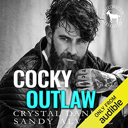 Cocky Outlaw cover art