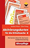 Aktivierungskarten für die Kitteltasche 2 (Altenpflege) - Andrea Friese