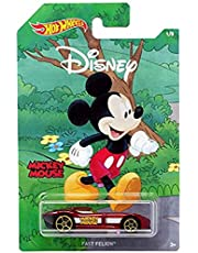 Hot Wheels Disney Fast FeLion (Mickey Mouse)