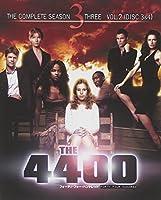 4400 ‐フォーティ・フォー・ハンドレッド‐ シーズン3 Vol.2 プティスリム <期間限定商品> [DVD]