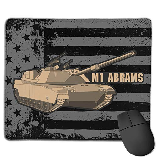 Us Army M1 Abrams Tank Computer Mouse Pad Gaming Mouse Pad Office Products