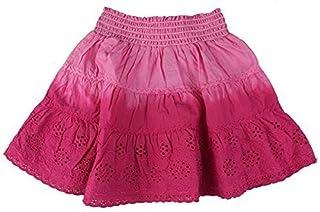 97b2109c27787 Minoti bébé filles petit enfant TEINTURE RARA Gypsy COTON JUPE ROSE tailles  à partir de 3
