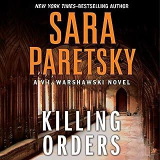 Killing Orders audiobook cover art