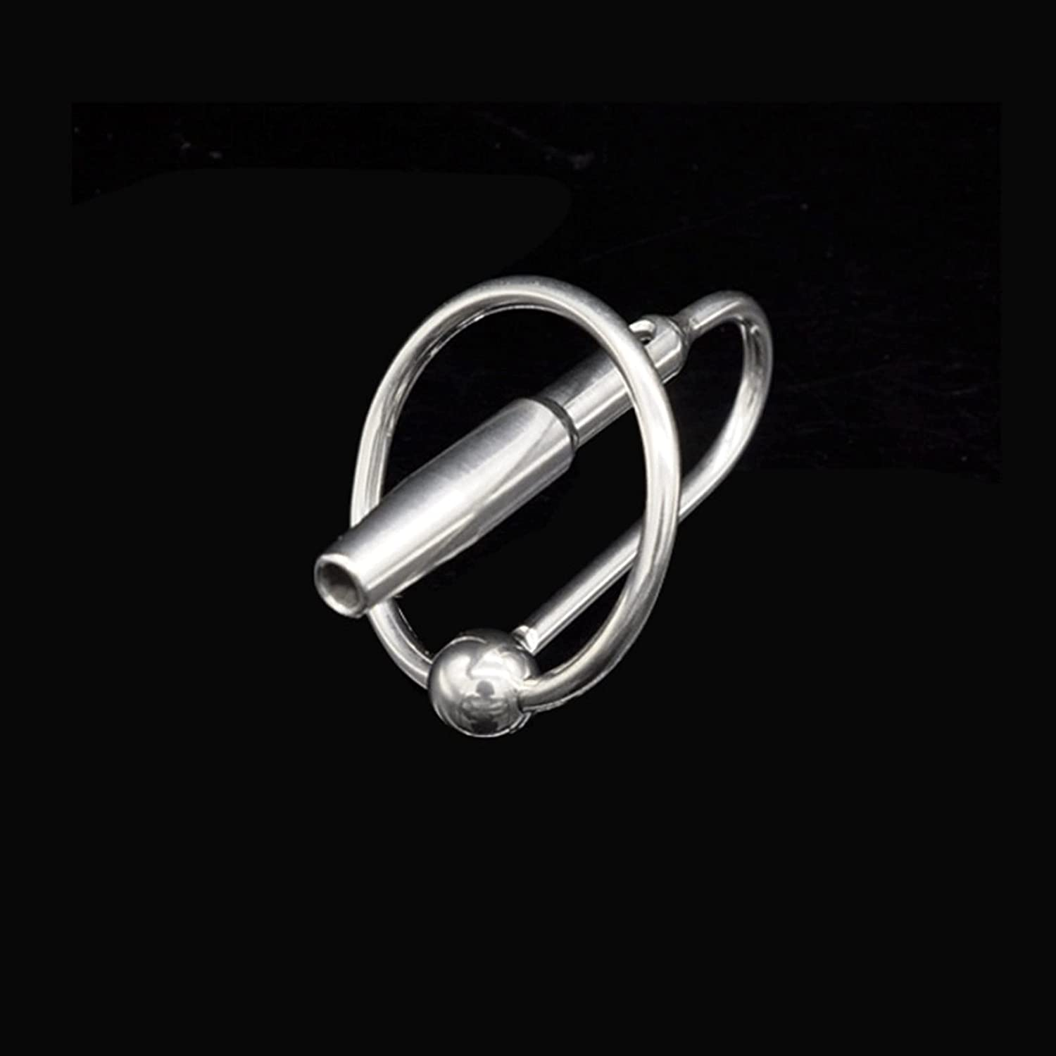 Max 42% OFF chandi Small Urethral Sounds with Glans G-spot Men Ring Toy Charlotte Mall for