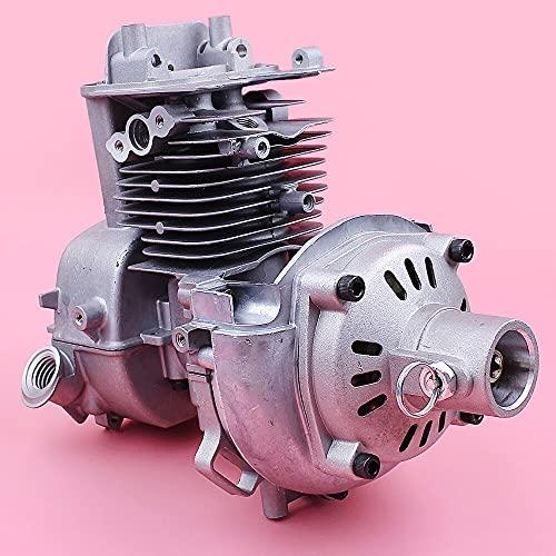 Kit de pistón de cilindro de 39 mm para For Honda GX35 GX35NT GX 35 35NT, conjunto de cubierta de ventilador de volante de tambor de embrague, pieza de repuesto de For Motor de 4 tiempos Ajuste perfec