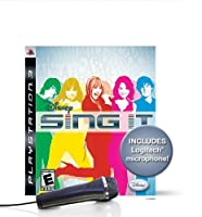 Disney Sing It Bundle with Microphone - Playstation 3 [並行輸入品]