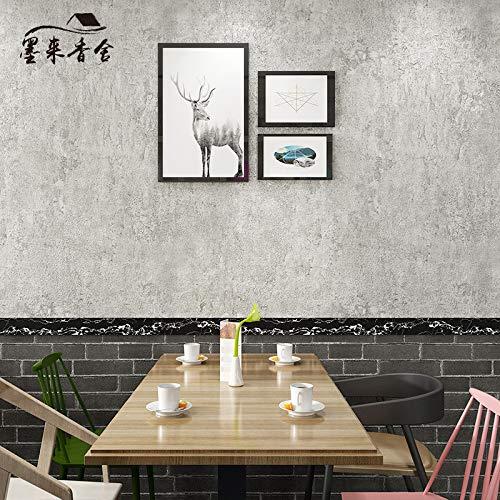 Muurdecoratie Liefde muurschildering Papier Decoratie Sticker Zwart Muursticker Kleding Winkel Restaurant Gereedschap Waterdicht Behang 0.53 * 5m 1
