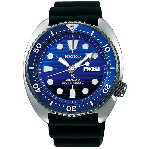 Seiko PROSPEX Turtle Diver Special Edition Automatic Men's Watch SRPC91