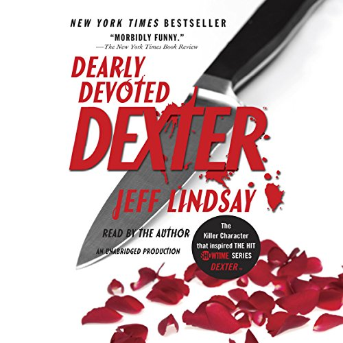 Dearly Devoted Dexter audiobook cover art