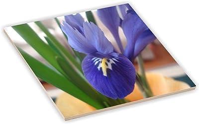 30 x 84 Sheer Curtains Kess InHouse Cvetelina Todorova Royal Jewels Purple Blue Decorative Set