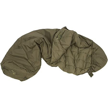 Carinthia Olive-Coloured Sleeping Bag Large