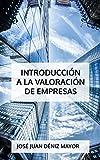 Introducción a la valoración de empresas...