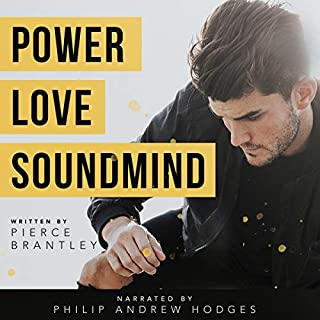 Power Love Sound Mind audiobook cover art