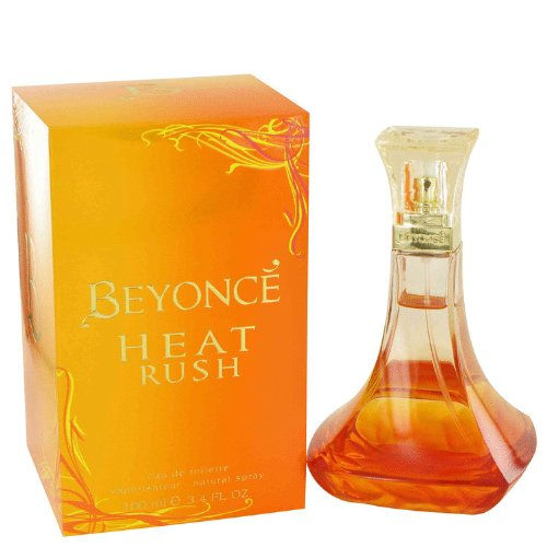 Beyonce Heat Rush Eau de Toilette Spray Parfum perfume 3.4 oz / 100 ml