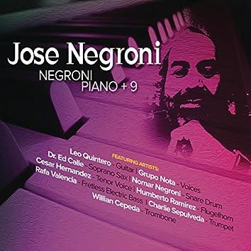 Negroni Piano + 9