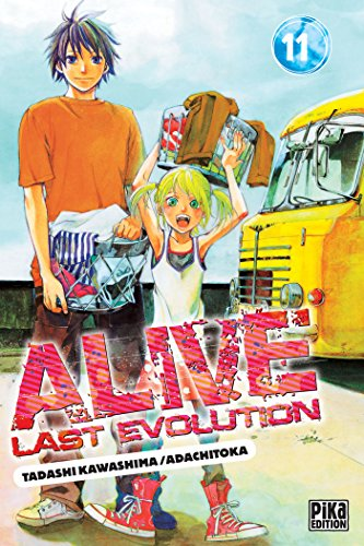 Alive T11 : Last Evolution