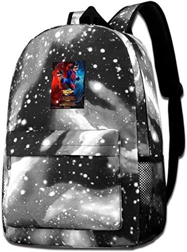sdfasdfafd Goodthings Mochila For Men/Women/Kids, Danger TV Show of Henry Shoulder Mochilas Galaxy Starry Sky Fashion Bags For School Sport Shopping