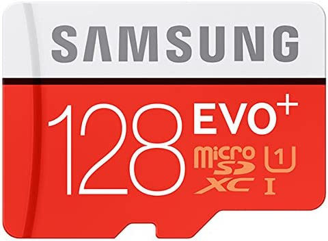 Samsung Evo Plus mc128d 128gb Uhs-i Class 10 Micro SD Card with Adapter