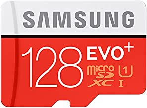 Samsung Evo Plus mc128d 128gb Uhs-i Class 10 Micro SD Card with Adapter