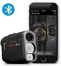 ATN Laser Ballistics 1000 Smart Laser Rangefinder w/Bluetooth, Device Works with Mil and MOA scopes Using Ballistic Calculator App