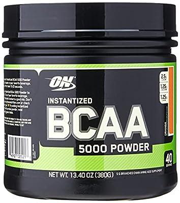 Optimum Nutrition Instantized BCAA 5000mg Powder