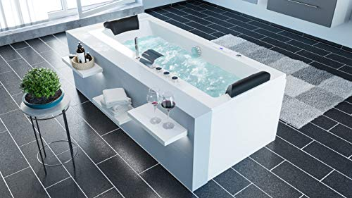 emotion Deus Universal Premium Whirlpool (L/B/H) 182x80x66cm