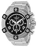 Invicta SHAQ 33725 Reloj para Hombre Cuarzo - 60mm - con 45 Diamantes