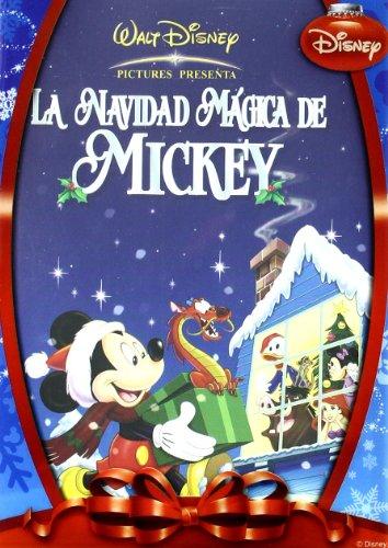 La navidad mágica de Mickey DVD