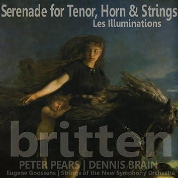 Britten: Serenade for Tenor, Horn and Strings; Les Illuminations