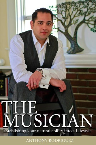 Book: The Musician by Anthony Rodriguez
