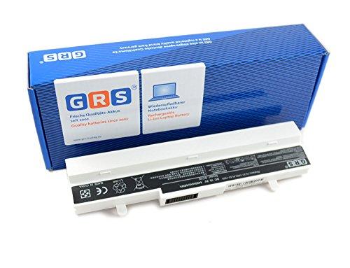 GRS Batterie AL31-1005 pour ASUS Eee PC 1001 HA, remplacé: AL32-1005, PL32-1005, AL31-1005, 90-OA001B9000, 90-OA001B9100, Laptop Batterie