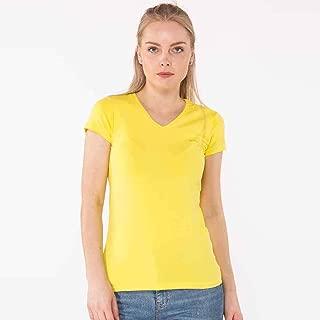 Slazenger SINDY Kadın T-Shirt Sarı
