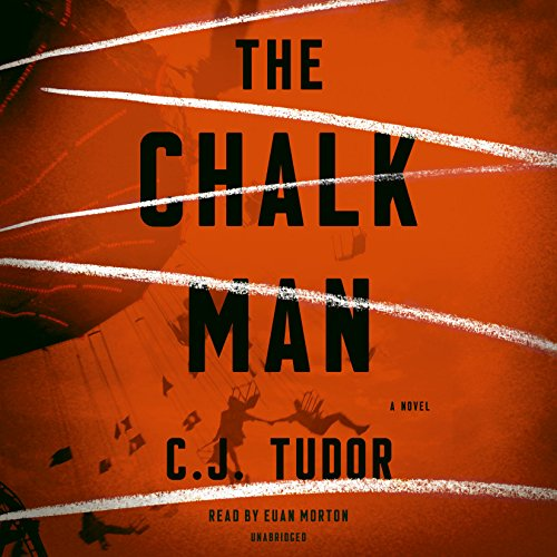 The Chalk Man audiobook cover art