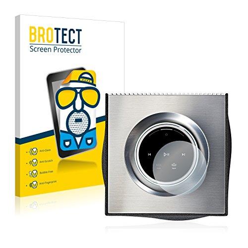 BROTECT 2X Entspiegelungs-Schutzfolie kompatibel mit Naim Mu-so Qb Displayschutz-Folie Matt, Anti-Reflex, Anti-Fingerprint