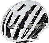 Kask Valegro - Casco para Bicicleta de Carretera, Unisex, Unisex Adulto, Color Blanco, tamaño M - 48/58cm