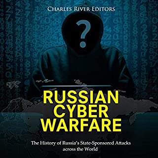Russian Cyber Warfare audiobook cover art