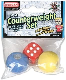 Duncan Counterweight Set